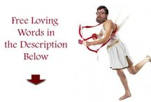 Father (Yule) Cupid Loving Words / FREE loving words to share with the ones your care about.  If you would like to have personalized Valentine's Day Cards from Father Cupid – $5.00 for a quick personalized message on a card.
