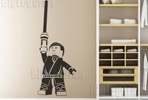 Star Wars Room / by Joelle Yamada