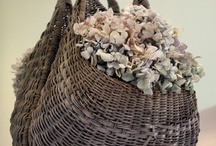 Baskets of all Kinds / Metal, storage, wicker and more... / by Homeroad