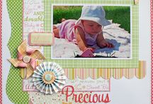 Scrapbook Layouts & Cards