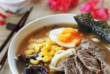 Ramen (the real stuff) / by Suzanne