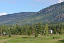 Yukon, Canada, Par 3 and Executive Golf Courses / Yukon, Canada, Par 3 and Executive Golf Courses