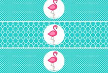 flamingo party!!!