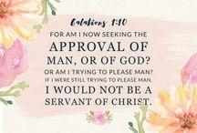 God validates
