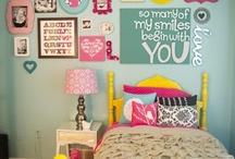 girls room / by Amanda Olsen