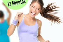 12-Minute Low Impact Cardio Workout Video via