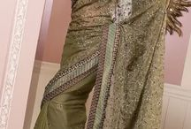 hot sarees