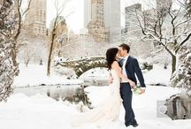 NYC Winter Weddings / NYC Winter Weddings / by Rev Annie Lawrence