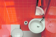 Bathrooms for Small Spaces / Compact sinks and toilets for the smaller bathroom