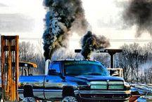 big trucks / by Steve-o Noneya