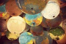 Around the World / by Krystal LaReau