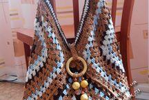 Crochet Bags / All crochet bag patterns