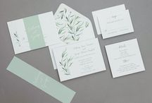 Greenery Wedding : 2017 Color of the year