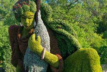 C Art Sculptures