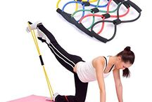 Fitness Equipments and Accessories / Get fully equipped to get fit!!