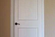 Door Moulding Kits / Upgrade your doors to get that custom look quickly & easily.