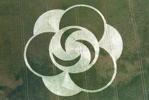 1996 CROP CIRCLES