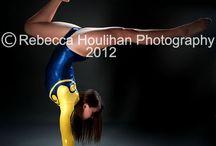 Senior Pictures - Gymnast/Dance