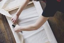 How to stretch canvas