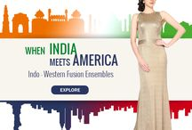 India Meets America / THE FREEDOM SALE! India Meets America Take 20% Off Custom Made Blouses & Indo Western Wear #indianhanger #ethnicessentials #designedtofit #custommadeblouses #indowestern #indianwear