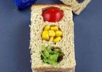 sanduíches criativos