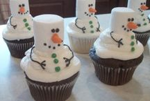 Winter / Snowmen, Snow, Winter Ideas/Themes / by Kathy Carbaugh