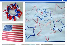 Patriotic Holidays / Crafts, DIYs, food and ideas to celebrate America!