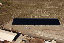 hangar solaire ardèche