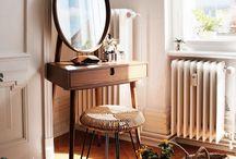 scandinavian vanity