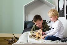 Nos lits juniors Les Sales Gosses / #mobilier #design #enfant #lit #chambre #deco