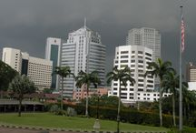 Malaysia / Business trip in Johor Bahru