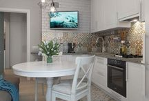 Kitchen interior/design