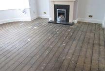 Our Floor Sanding Work
