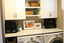 Laundry room / by Cindi Prater