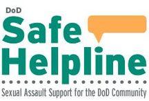 Sex Assault Awareness & Prevention / by DoD Live