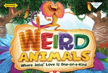 Weird Animals-VBS 2014
