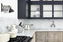 Edgy Interiors / It takes guts to be edgy...so we thought. There are so many ways to pull off an edgy look while still being subtle OR go all out and make your space as edgy as possible! Edgy is in! Check out this board for some edgy inspiration!