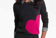 Heart sweater / .