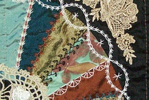 Crazy Quilts & Other Lovely Pieces / by Carol Bornsheuer