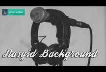Nasyid baghround
