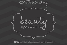 Beauty by Aloette / Great skincare deserves great color. Aloette Cosmetics is proud to launch our new colors for Beauty by Aloette!  Want to try these skin-enriching colors?  Connect with a Consultant at www.aloette.com/find_a_local_consultant.