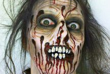Horror face Paint Adults