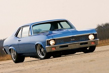 Pro touring / Cars / by Neal Richardson