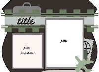 scrapbook templates