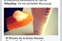 El rincón de la Doña #blog / http://marialtacosmetica.blogspot.com.es