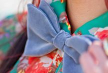 { bowtie } / by Michelle Curry