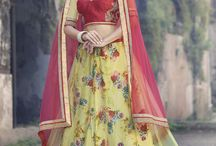 Wholesale Designer Lehenga Choli Collection / Wedding is one of the most precious moments in the life of a woman and it is important that she looks the best during her wedding. Bridal dresses are of many varieties. It changes according to the region, culture, state, taste and preferences. However, bridal lehenga and sarees are quite common in most of the Indian weddings.