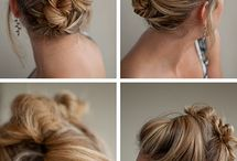 hair styles / by Carly Michels