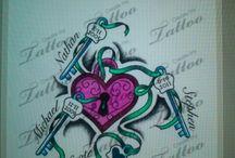 Tattoos I like / by Vicki Ramos Leavey