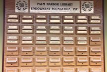 Card Catalog Creativity  / Libraries recreating their old card catalogs